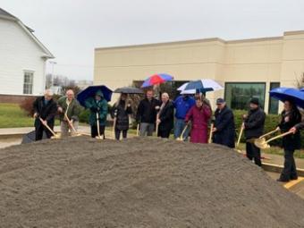 Lorain County VA Outpatient Clinic Celebrates Groundbreaking