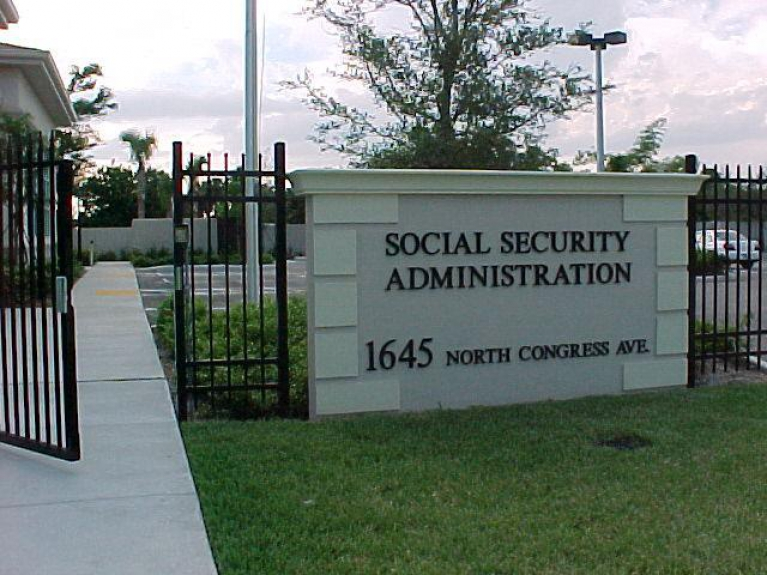 Social Security Administration Property Image