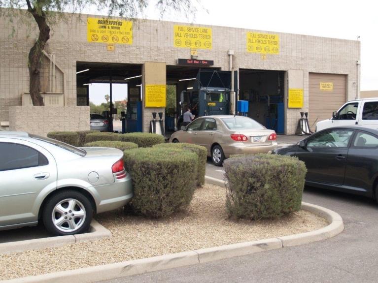 Arizona Emissions Testing Stations Glendale - West Beverly Property Image