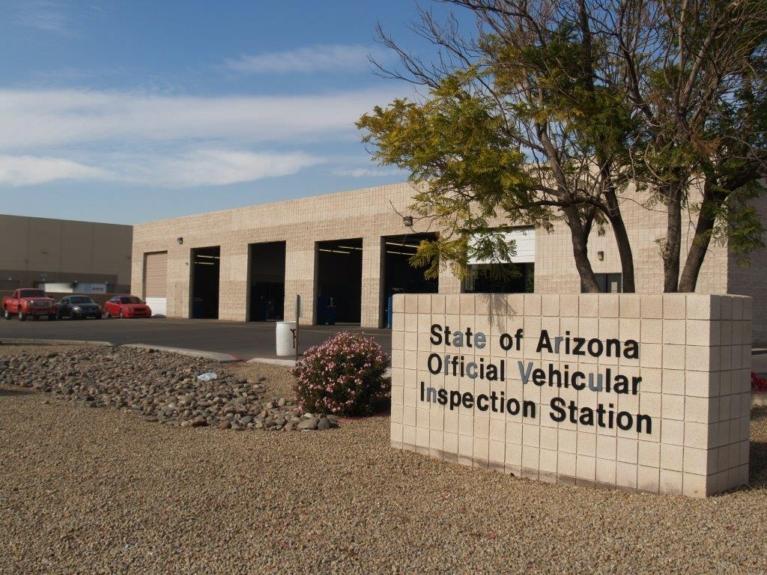 Arizona Mesa Emissions Testing Stations East Ivy Property Image