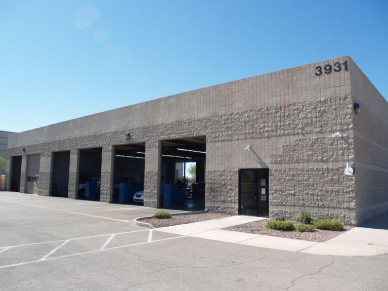 Arizona Tucson Emission Testing Stations - N Business Center Property Image