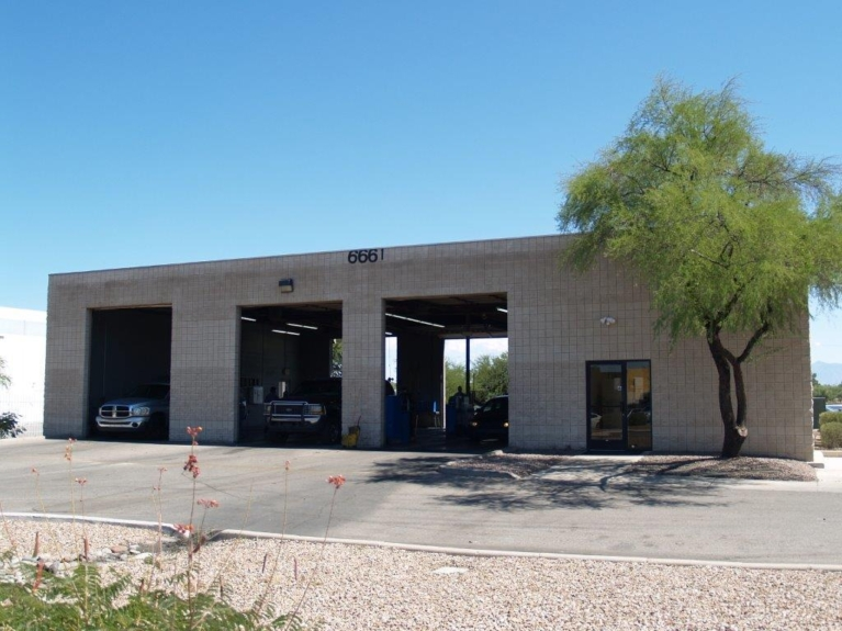 Arizona Tucson Emissions Testing Stations - South Renaissance Property Image