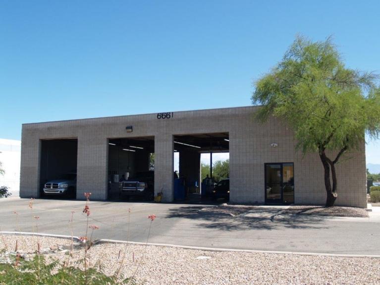 Arizona Tucson Emissions Testing Stations - South Renaissance Property Image