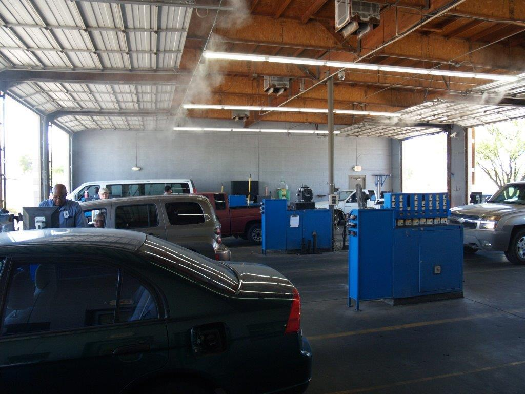 ... Arizona Tucson Emissions Testing Stations - South Stocker Property Image ...