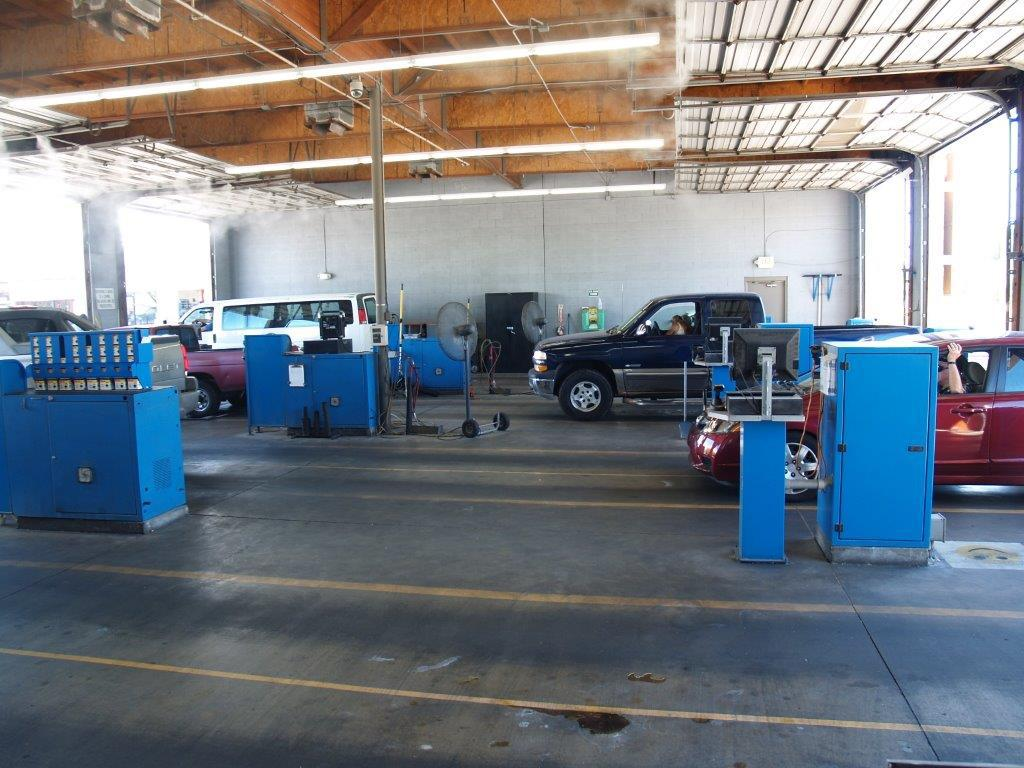 Arizona Tucson Emissions Testing Stations - South Stocker Property Image ...