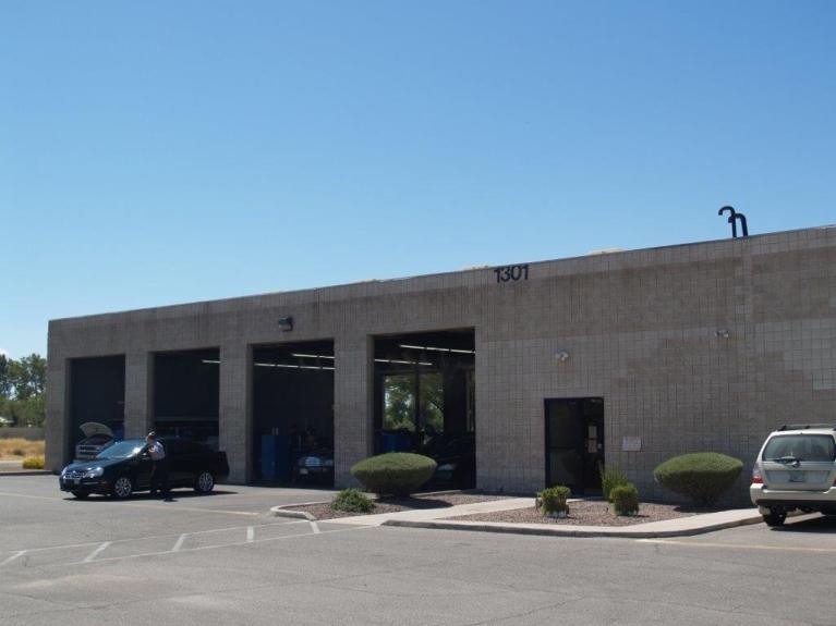 Arizona Tucson Emissions Testing Stations - South Stocker Property Image