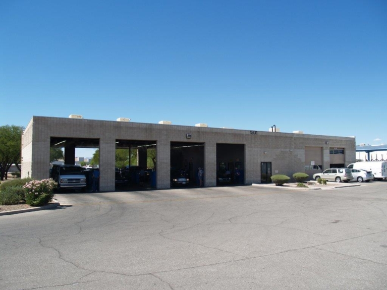 Arizona Tucson Emissions Testing Stations - South Stocker Property Image