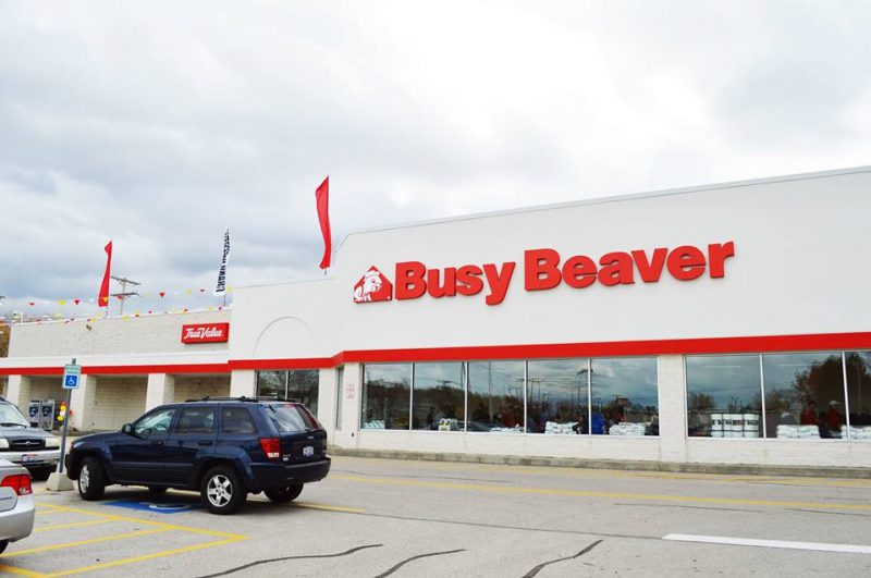 Busy Beaver Home Improvement Center Joins Carnegie Portfolio in Canton
