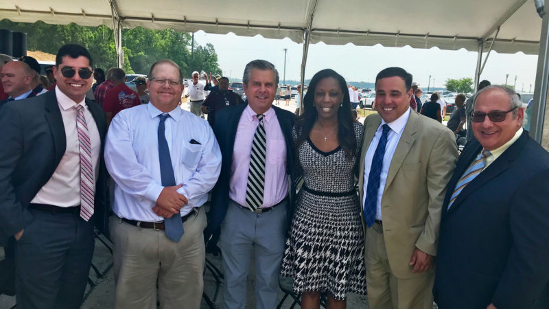 Enthusiastic Celebration Greets Groundbreaking for Myrtle Beach, South Carolina VA Outpatient Clinic