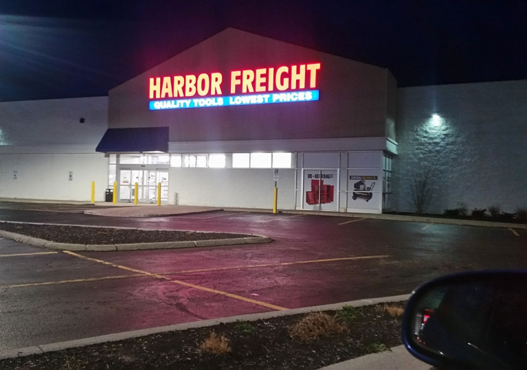 Harbor Freight Tools Property Image