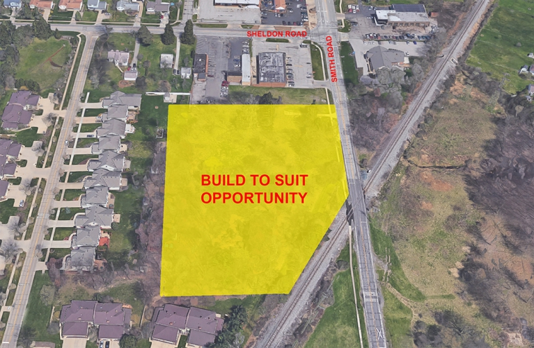 Middleburg Heights Development Opportunity Property Image