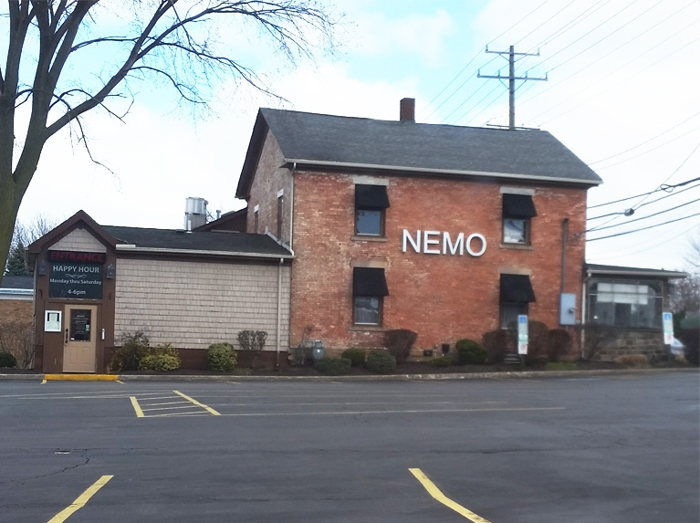 Nemo Grille at the Alten House Property Image