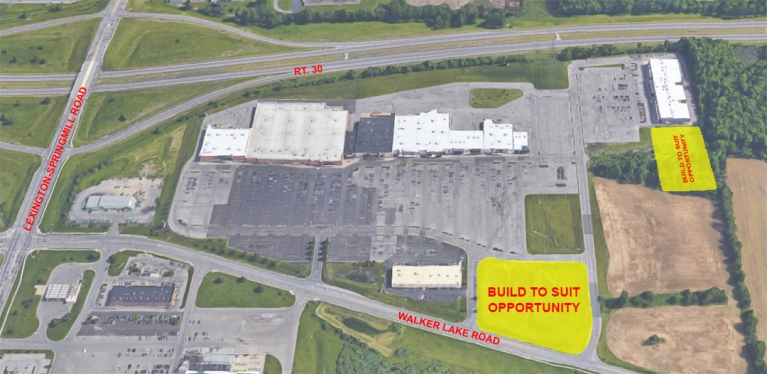 Ontario Towne Center Development Opportunity Property Image