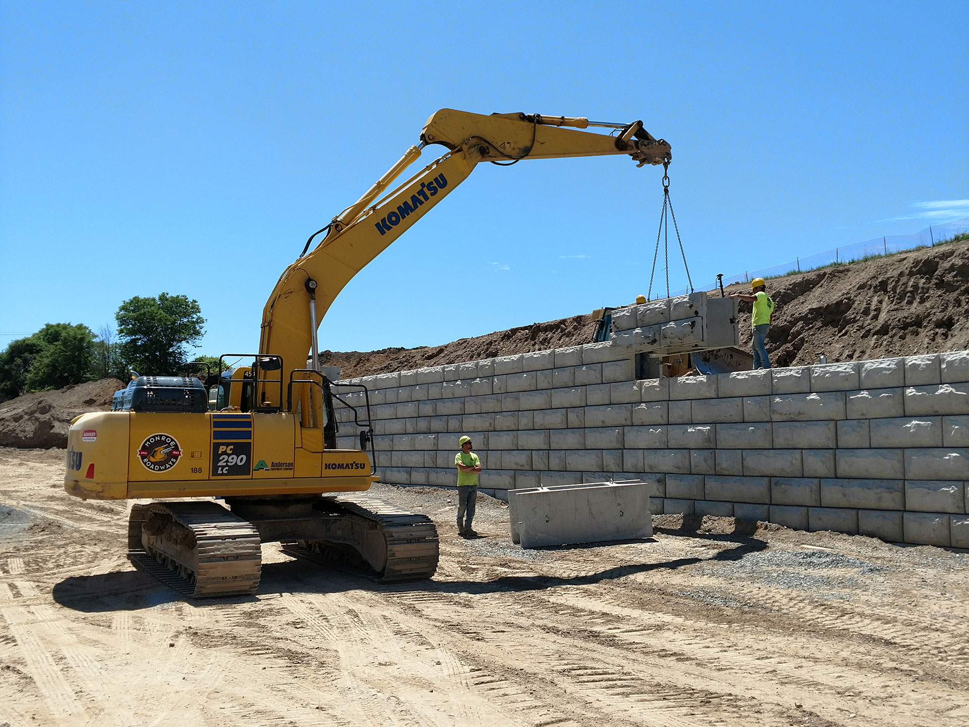 Rochester, New York V.A. Clinic Construction Moving Quickly
