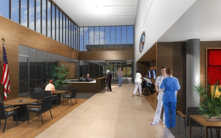 Rochester VA Outpatient Clinic Property Image