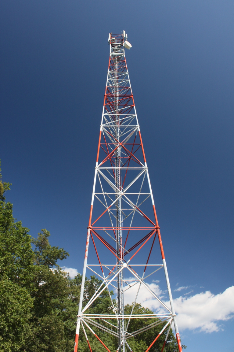 Telecommunications Tower Kyle Texas Property Image