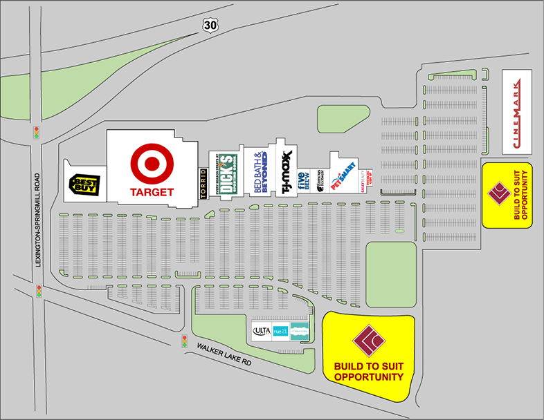 Ontario Towne Center Development Opportunity